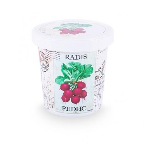 Набор для выращивания Редис r1490