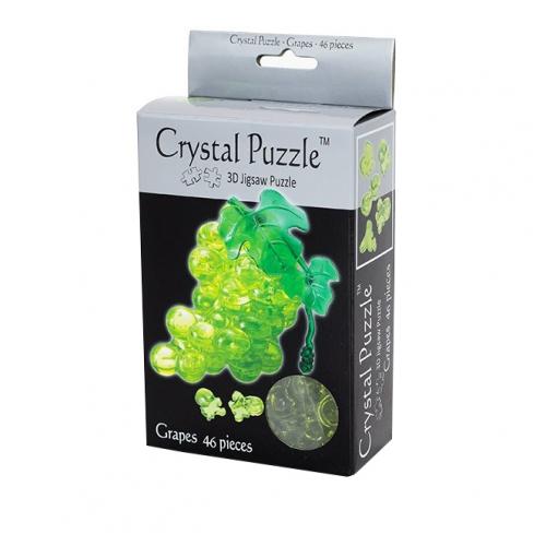 3D Головоломка Виноград зеленый 90220