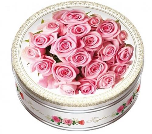 Розовый этюд, печенье Monte Christo 400г