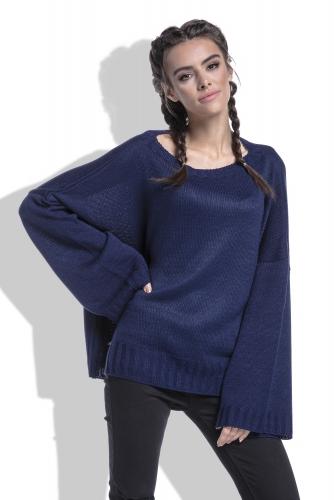 F429 свитер темно-синий 1420р