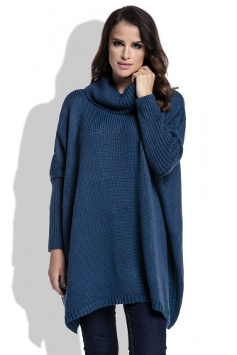 I217 свитер синий 1980р