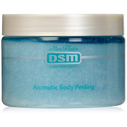 Ароматический пилинг для тела с экстрактом лаванды, ванили и пачули