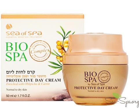 Bio Spa Дневной увлажняющий крем для нормальной и сухой кожи