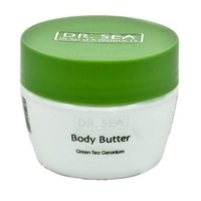 Масло для тела для предотвращения старения с экстрактами зеленого чая и герани