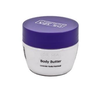 Масло для тела для предотвращения старения с маслами лаванды, ванили и пачули