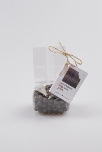 Шоколад в виде зерен кофе, ведерко 1 кг
