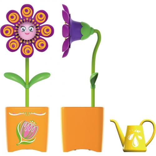 Волшебный цветок, танцует и поет