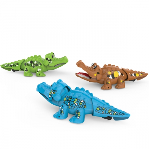 Аква крокодильчик