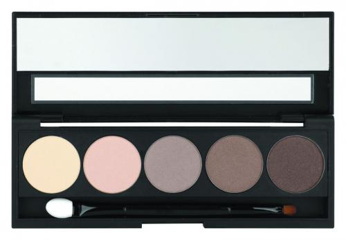 тени для век 5 HD magnetic palette with an applicator - Cafe bar 505