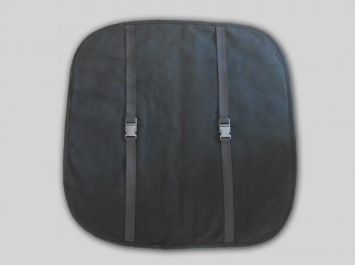 Накидка на сидение авто 142 черный