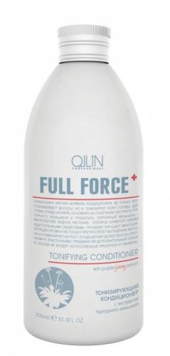 OLLIN FULL FORCE ЖЕНЬШЕНЬ Тонизирующий кондиционер  с экстрактом пурпурного женьшеня 750мл/725751,