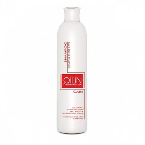 OLLIN CARE Шампунь, сохраняющий цвет и блеск окр.в.250мл/ Color&Shine Save Shampoo726970,