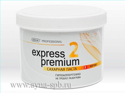 Паста для шугаринга без разогрева EXPRESS PREMIUM №2 мягкая