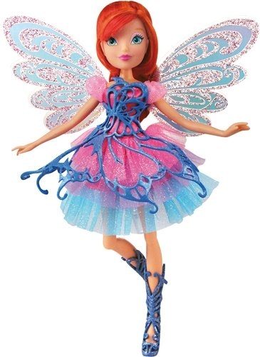 Кукла Winx Club `Баттерфликс` Блум