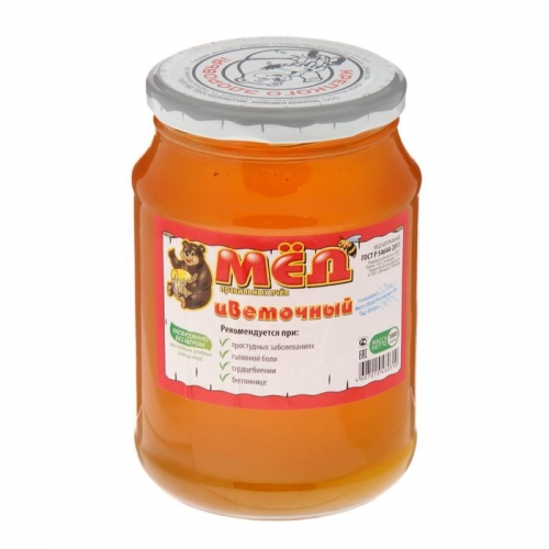 Мёд правильных пчёл