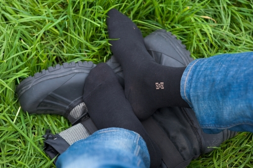 Носки мужские 2с54 Черные