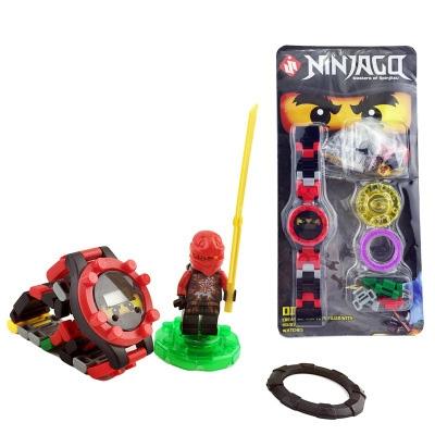 В наличии Легочасы Ninjago Коул