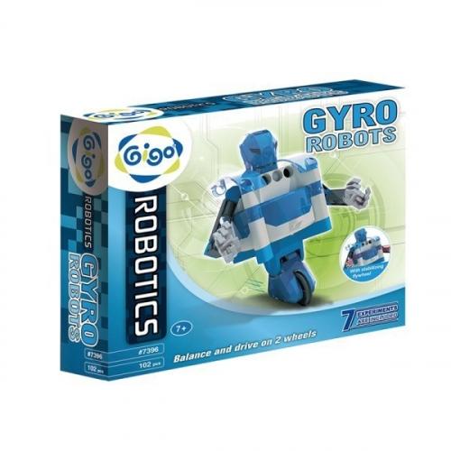Конструктор Gigo Гиро-роботы 7396