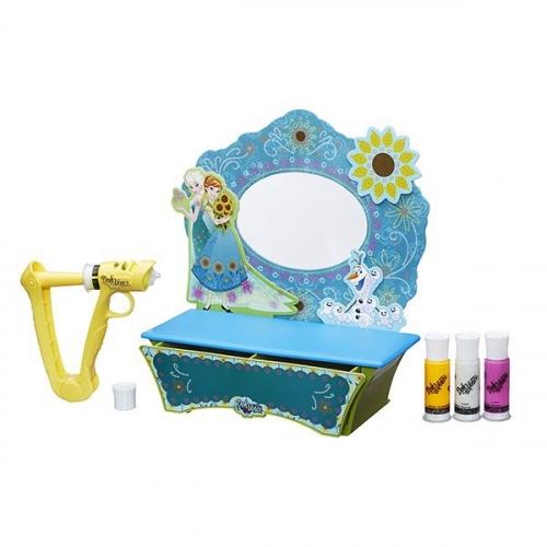 Масса для лепки DohVinci Стильный туалетный столик Холодное Сердце B5512