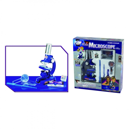 Набор для творчества Детский микроскоп, 37 предметов 2137