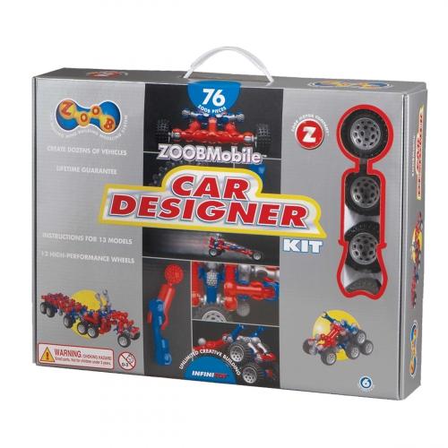 Конструктор Zoob Mobile. Car Designer 12052