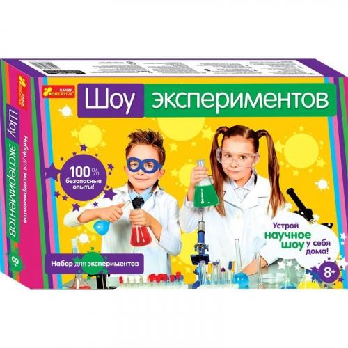 Набор для экспериментов Шоу экспериментов 12114022Р