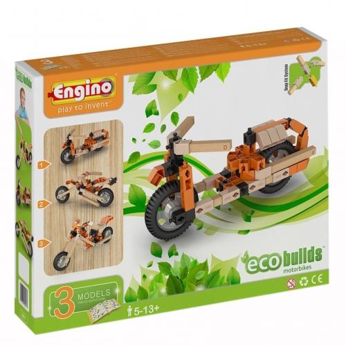 Конструктор ECO BUILDS. Мотоциклы EB11