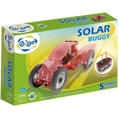 Конструктор Gigo Solar Buggy (Гиго. Багги на солнечной энергии) 7399