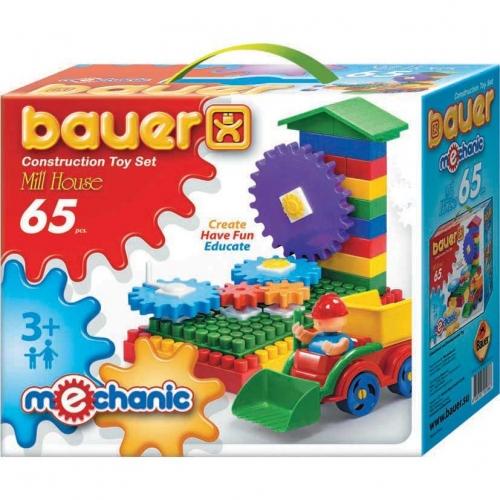 Конструктор Bauer серии Mechanic Мельница малая, 65 элементов 189