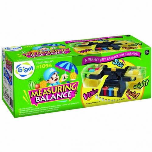 Конструктор Gigo Measuring balance-color box (Гиго. Весы) 1054