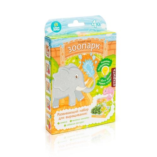 Детский развивающий набор для выращивания Зоопарк hps-211