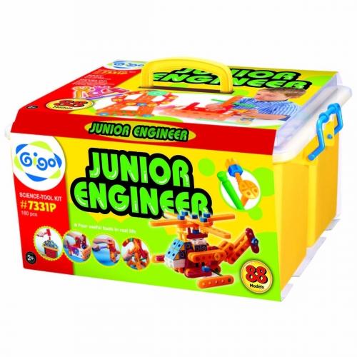 Конструктор Gigo Junior engineer (Гиго. Юный инженер 2) 7331P