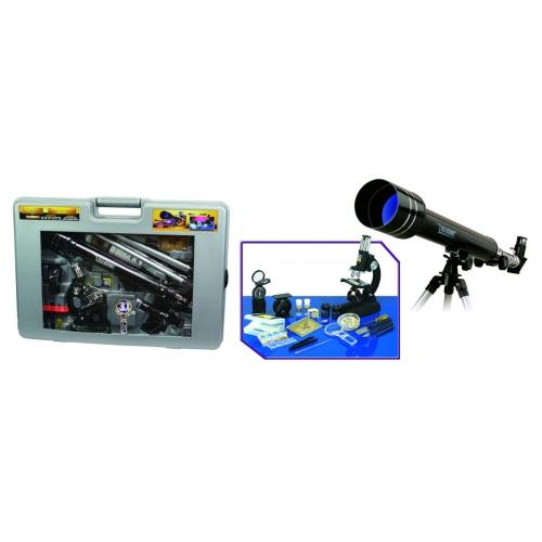 Набор для исследований Телескоп и микроскоп 2088