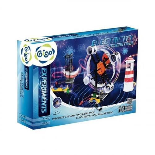 Конструктор Gigo Electricity & Magnetism (Гиго. Электромагнетизм) 7065