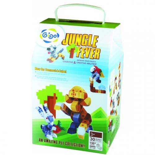 Конструктор Gigo Jungle fever (Гиго. В мире животных) 7126