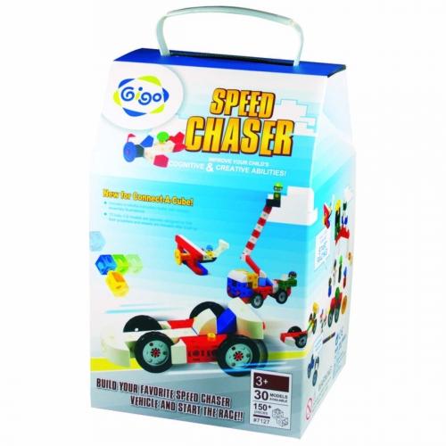 Конструктор Gigo Speedchaser (Гиго. В мире машин) 7127