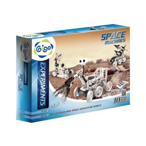 Конструктор Gigo Space machines (Гиго. Космические машины) 7337