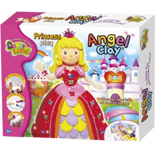 Глина для детского творчества Мир Принцессы AA16011