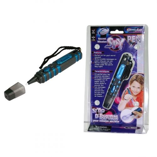 Ручка для юного шпиона 9808
