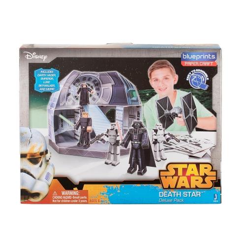 Конструктор бумажный Star Wars Звезда смерти 12910