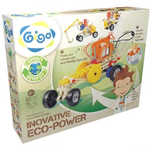 Конструктор Gigo Eco power (Гиго. Энергия соли) 7363