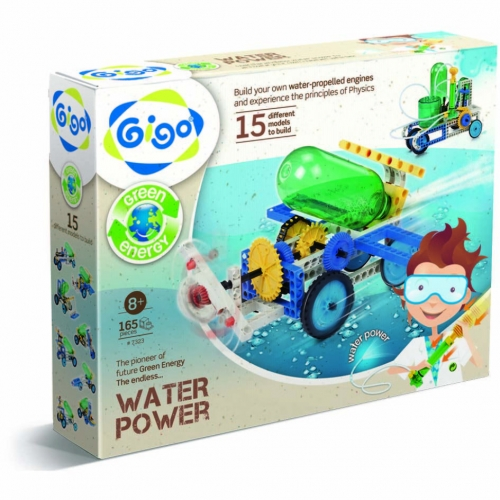 Конструктор Gigo Water power (Гиго. Энергия воды) 7323