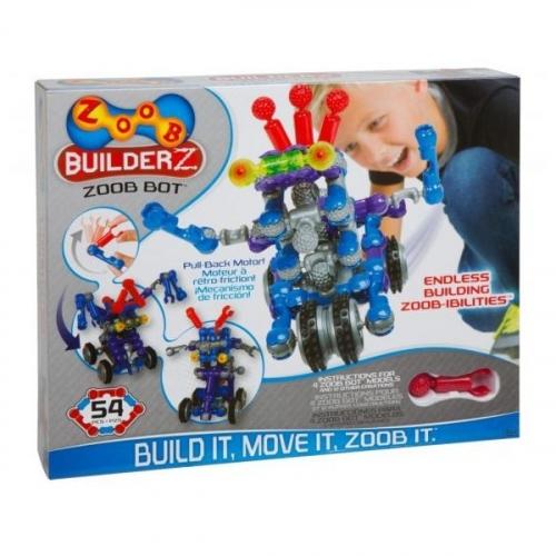 Конструктор Zoob. Builder-Z 0Z14001TL