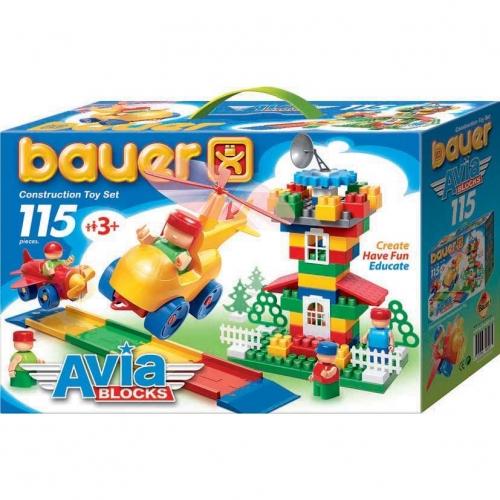 Конструктор Bauer серии Avia, 115 элементов 245
