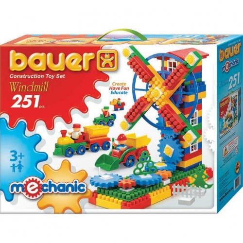 Конструктор Bauer серии Mechanic Мельница, 251 элемент 187