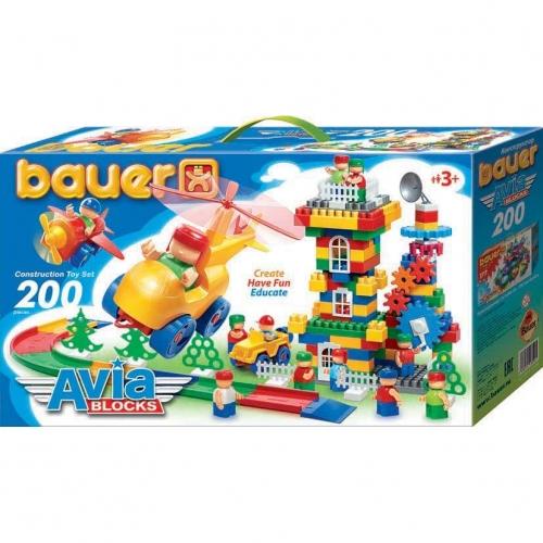 Конструктор Bauer серии Avia, 200 элементов 246