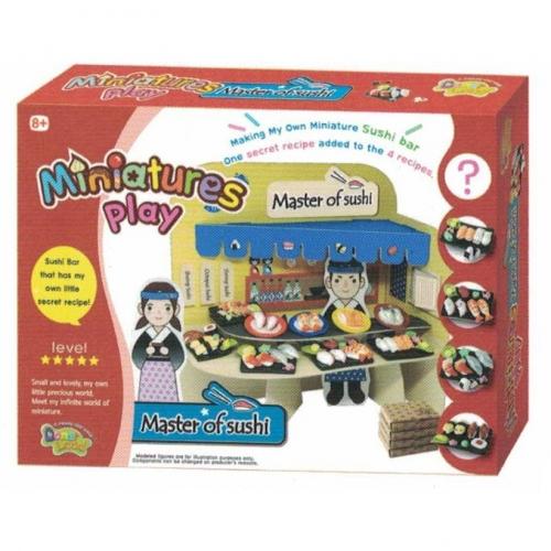 Набор для творчества Master of Sushi NA15013
