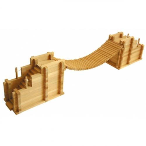 Конструктор Сказочный мост, 239 деталей К609