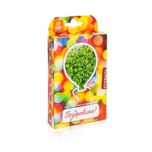 Подарочный набор для выращивания Поздравляю-Поздравляю! hps-208
