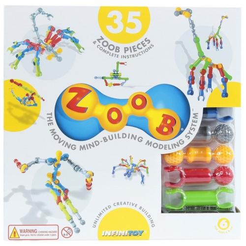Конструктор Zoob, 35 деталей 11035